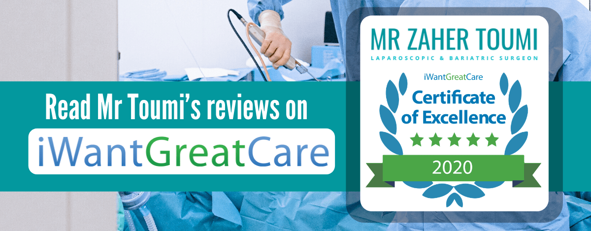 I Want Great Care review page