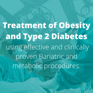 Treatment of Obesity and Type 2 Diabetes