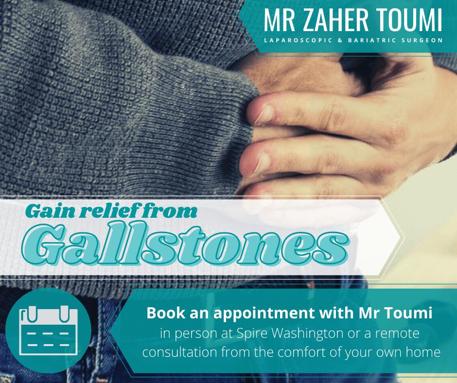 Relief from Gallstones