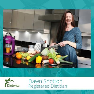 Dawn Shotton Registered Dietitian