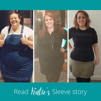 Katie's Sleeve Story